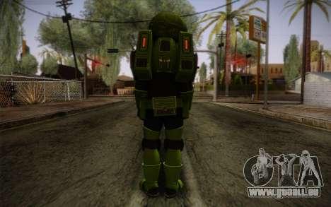 Space Ranger from GTA 5 v1 für GTA San Andreas zweiten Screenshot