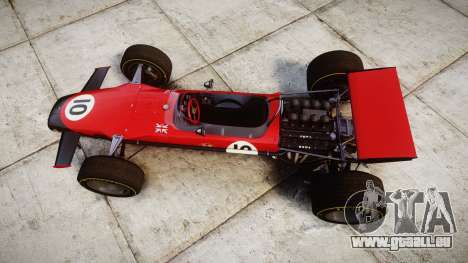 Lotus Type 49 1967 [RIV] PJ9-10 pour GTA 4 est un droit