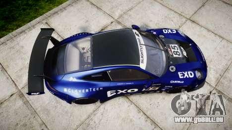 RUF RGT-8 GT3 [RIV] EXO für GTA 4 rechte Ansicht