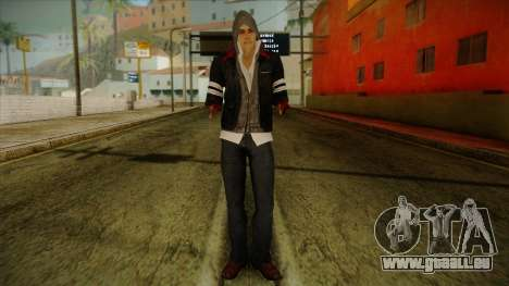 Alex Cutted Arms from Prototype 2 für GTA San Andreas