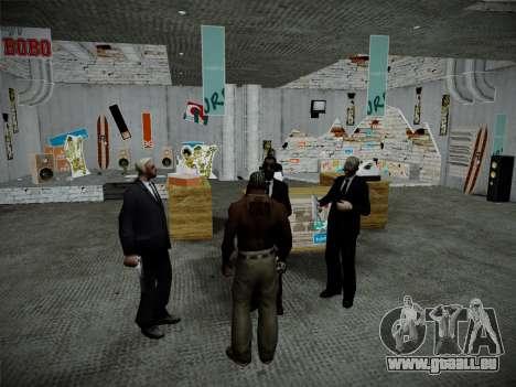System-Diebstähle v4.0 für GTA San Andreas neunten Screenshot