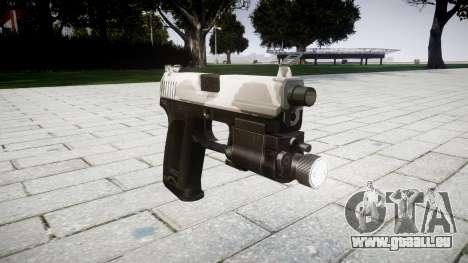 Pistole HK USP 45 yukon für GTA 4