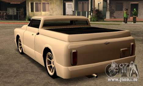 Beta Slamvan für GTA San Andreas rechten Ansicht