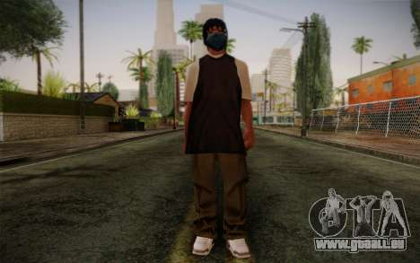 Ginos Ped 2 pour GTA San Andreas