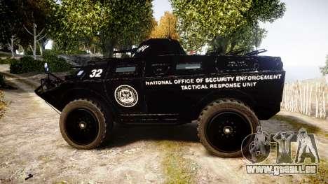 New APC für GTA 4 linke Ansicht