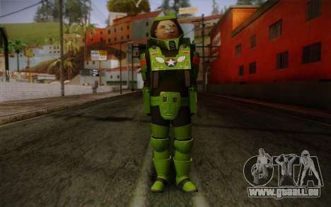 Space Ranger from GTA 5 v1 für GTA San Andreas