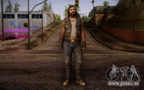 Francis from Left 4 Dead Beta pour GTA San Andreas