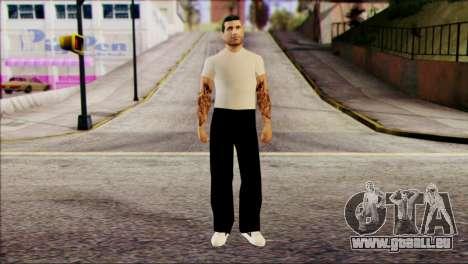 Russian Mafia Skin 4 pour GTA San Andreas