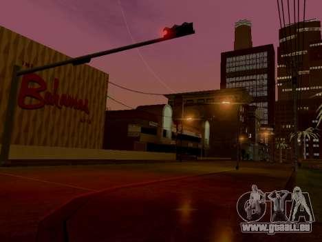 Jundo ENB Series V0.1 für schwache PC für GTA San Andreas sechsten Screenshot