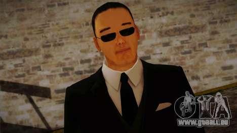 Gedimas Hideki Skin HD für GTA San Andreas dritten Screenshot