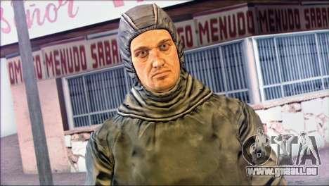 Outlast Skin 5 für GTA San Andreas dritten Screenshot