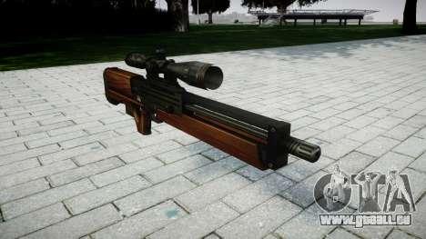 Fusil de Sniper Walther WA 2000 pour GTA 4