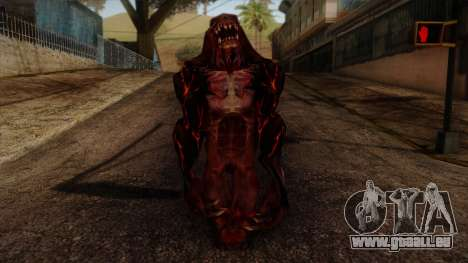 Brawler Armored from Prototype 2 pour GTA San Andreas