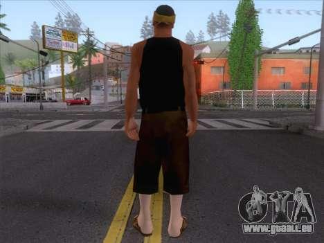 New Ballas Skin 2 für GTA San Andreas zweiten Screenshot