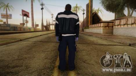 GTA 4 Emergency Ped 9 für GTA San Andreas zweiten Screenshot