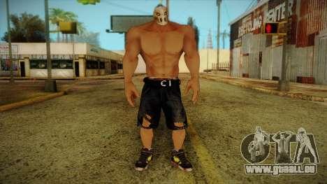 Rick Taylor pour GTA San Andreas