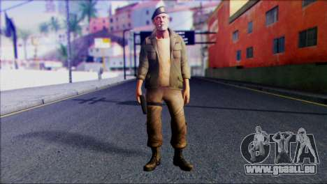 Left 4 Dead Survivor 4 pour GTA San Andreas