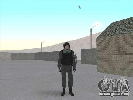 Les soldats de la MIA de la Fédération de russie pour GTA San Andreas
