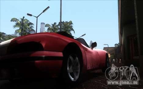 Darky ENB for Low and Medium PC pour GTA San Andreas deuxième écran