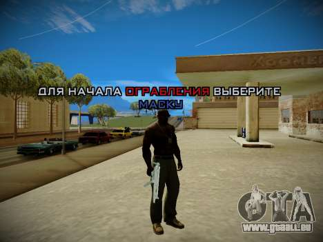 Système vols v4.0 pour GTA San Andreas deuxième écran