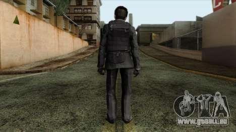 Modern Warfare 2 Skin 21 pour GTA San Andreas deuxième écran