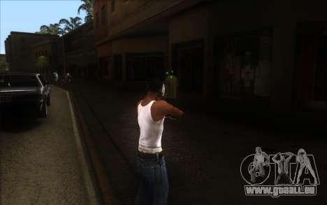 Darky ENB for Low and Medium PC pour GTA San Andreas troisième écran