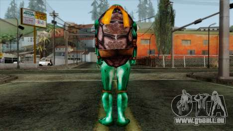 Mike (Ninja Turtles) für GTA San Andreas zweiten Screenshot