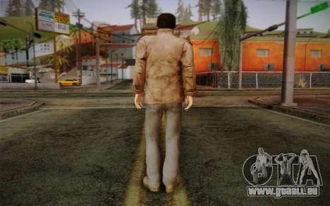 Alex Shepherd From Silent Hill pour GTA San Andreas deuxième écran