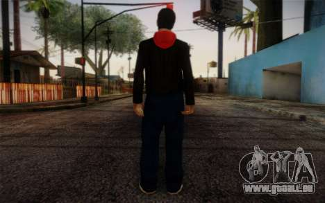 Ginos Ped 16 pour GTA San Andreas deuxième écran