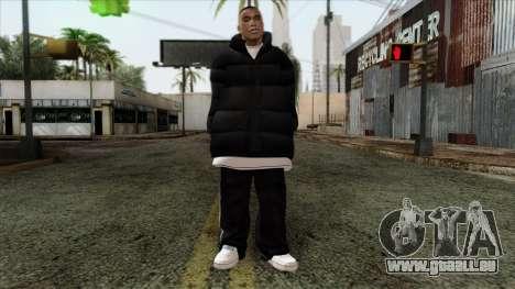 GTA 4 Skin 1 für GTA San Andreas