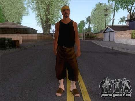 New Ballas Skin 2 pour GTA San Andreas