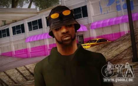 Ginos Ped 18 pour GTA San Andreas troisième écran