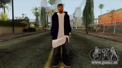 GTA 4 Skin 3 pour GTA San Andreas