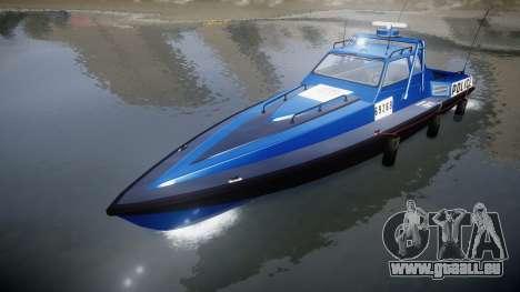 GTA V Police Predator pour GTA 4