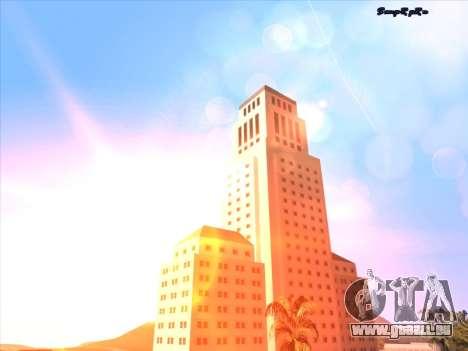 Sunset ENB pour GTA San Andreas sixième écran