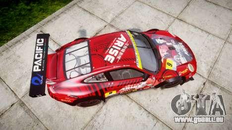 Porsche 911 Super GT 2013 pour GTA 4 est un droit