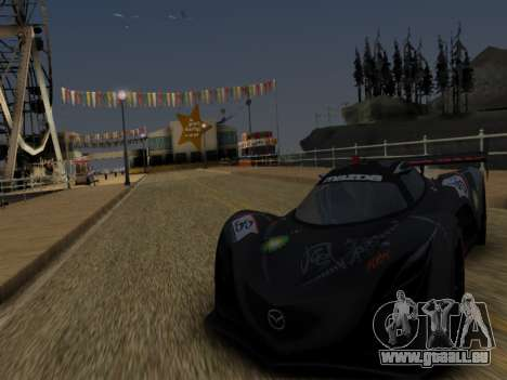 ENB Hans Realistic 1.0 für GTA San Andreas sechsten Screenshot