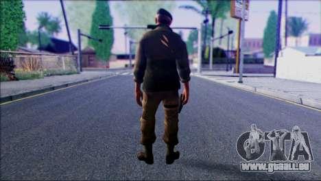 Left 4 Dead Survivor 4 pour GTA San Andreas deuxième écran