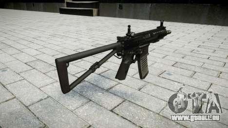 Gun KAC PDW für GTA 4 Sekunden Bildschirm