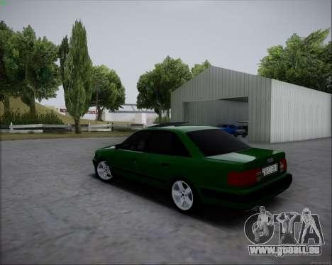 Audi 100 C4 1994 pour GTA San Andreas laissé vue