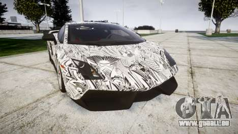 Lamborghini Gallardo LP570-4 Superleggera 2011 S pour GTA 4