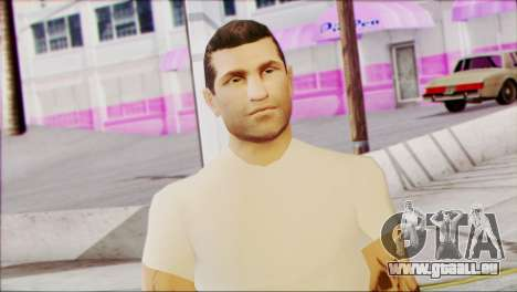Russian Mafia Skin 4 pour GTA San Andreas troisième écran