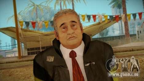 GTA 4 Emergency Ped 13 für GTA San Andreas dritten Screenshot