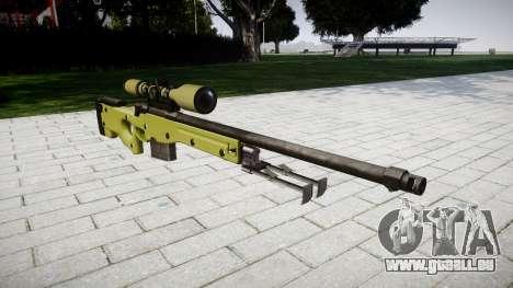 AWP Sniper rifle für GTA 4