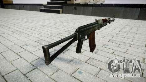 Die AK-74 für GTA 4 Sekunden Bildschirm