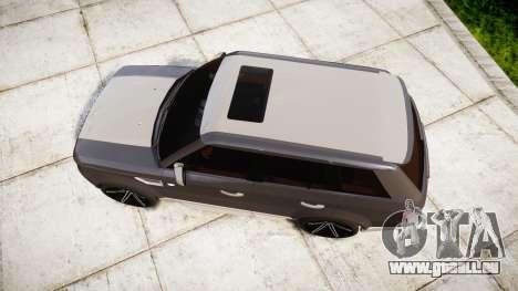 Range Rover Sport Kahn Tuning 2010 für GTA 4 rechte Ansicht