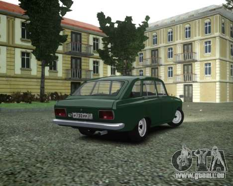 Isch 2125 Combi für GTA 4 linke Ansicht