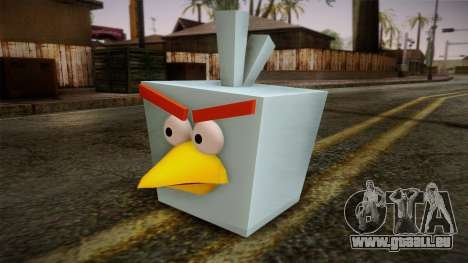 Ice Bird from Angry Birds pour GTA San Andreas