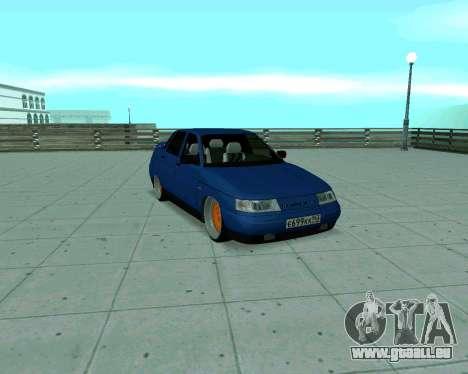 VAZ 2110 Taxi für GTA San Andreas
