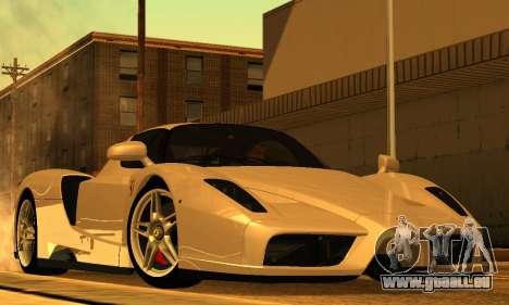 ENB Series pour les faibles PC 2.0 pour GTA San Andreas